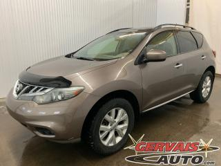 Used 2013 Nissan Murano SV AWD Toit Panoramique MAGS Caméra de recul for sale in Shawinigan, QC