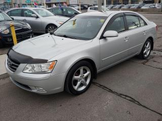 Used 2009 Hyundai Sonata GLS *SUNROOF/MINT CONDITION/FREE WINTER TIRES/ONLY 135KMS* for sale in Hamilton, ON