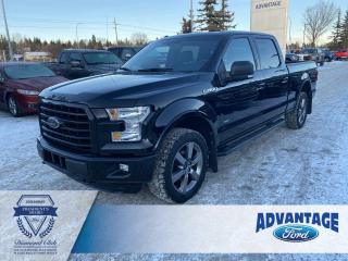Used 2016 Ford F-150 XLT Voice Activated Navigation - Cruise Control for sale in Calgary, AB