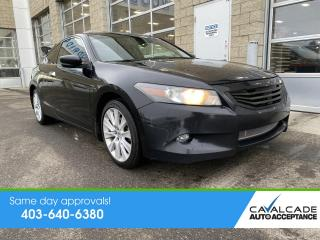 Used 2010 Honda Accord EX-L V6 for sale in Calgary, AB
