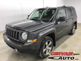 Used 2016 Jeep Patriot High Altitude 4x4 Cuir Toit Ouvrant MAGS for sale in Shawinigan, QC