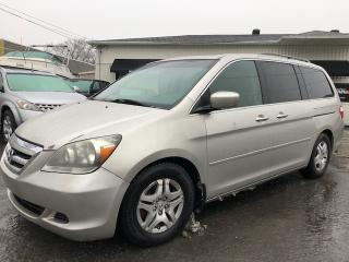 Used 2007 Honda Odyssey for sale in St-Hubert, QC