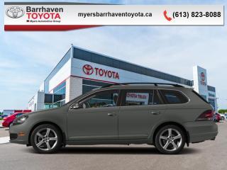 Used 2014 Volkswagen Golf Wagon TDI  -  - Air - Power Windows - $111 B/W for sale in Ottawa, ON
