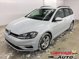 Used 2019 Volkswagen Golf Sportwagen Comfortline 4Motion AWD Mags Caméra Bluetooth for sale in Shawinigan, QC