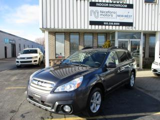 Used 2014 Subaru Outback 2.5I Premium for sale in Oakville, ON