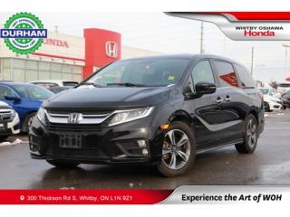 Used 2019 Honda Odyssey for sale in Whitby, ON