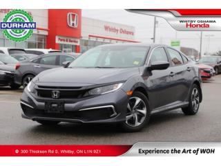 Used 2019 Honda Civic for sale in Whitby, ON