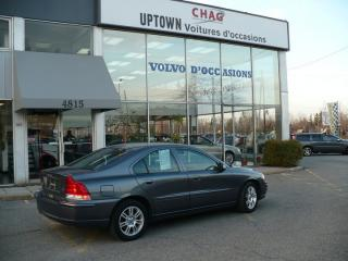 Used 2007 Volvo S60 2.5T for sale in Montreal, QC