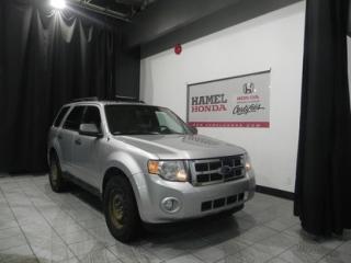 Used 2010 Ford Escape XLT 4WD DISPONIBLE DU 10 AU 17 JANVIER 2020 for sale in St-Eustache, QC
