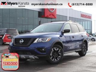 New 2020 Nissan Pathfinder SL PREMIUM for sale in Kanata, ON