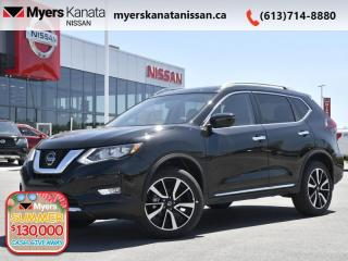 New 2020 Nissan Rogue AWD SL for sale in Kanata, ON