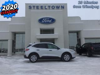 New 2020 Ford Escape S for sale in Selkirk, MB