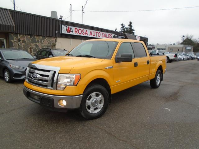 "2011 Ford F-150 SuperCrew 157"" XLT LOW KM ALLOY NO ACCIDENT SAFETY"