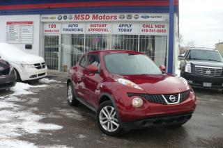 Used 2011 Nissan Juke SV AWD XTRONIC CVT for sale in Toronto, ON