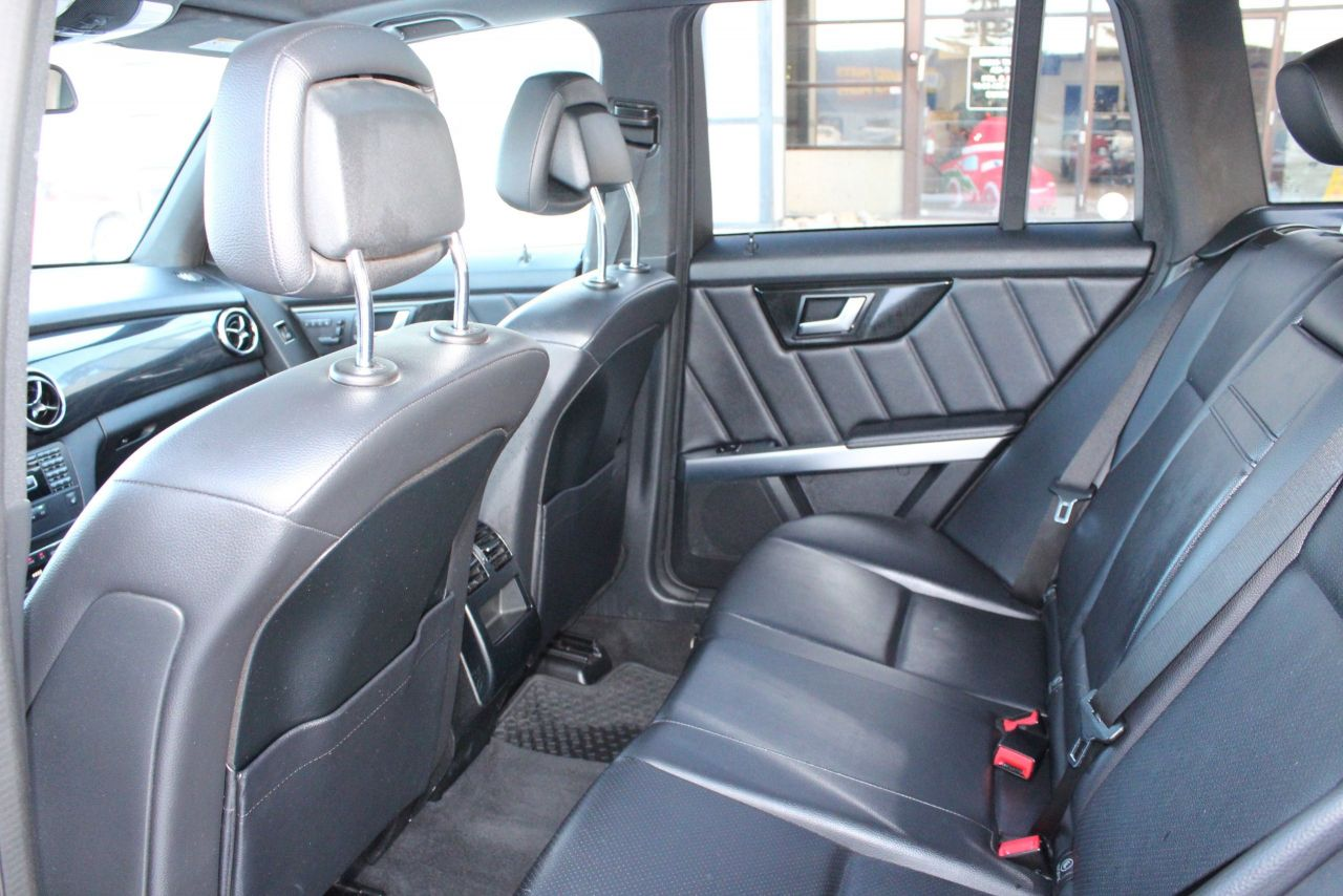 2014 Mercedes-Benz GLK350