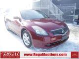 Photo of Red 2007 Nissan ALTIMA SL 4D SEDAN FWD