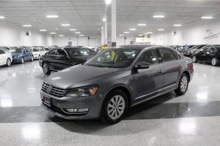 Used 2013 Volkswagen Passat NO ACCIDENTS I HEATED SEATS I POWER OPTIONS I KEYLESS ENTRY for sale in Mississauga, ON