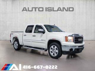 Used 2011 GMC Sierra SLE LIMITED LEATHER 4X4 for sale in North York, ON