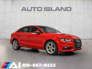Used 2015 Audi A3 AWD SPORT PKG LEATHER SUNROOF for sale in North York, ON