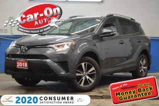 Used 2018 Toyota RAV4 LE AWD REAR CAM HTD SEATS 18,000 KM ADAPTIVE CRUIS for sale in Ottawa, ON