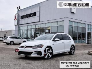 Used 2018 Volkswagen GTI for sale in Mississauga, ON
