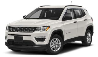 New 2020 Jeep Compass Sport for sale in Surrey, BC