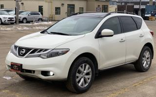 Used 2011 Nissan Murano S for sale in Midland, ON