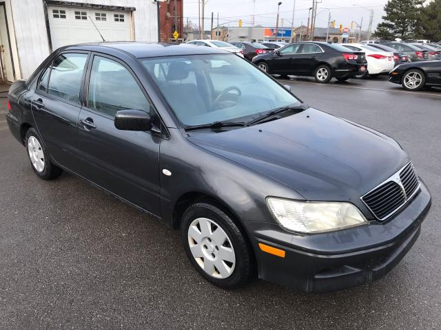 2003 Mitsubishi Lancer ES ** LOW KM, INCLUDES SAFETY **