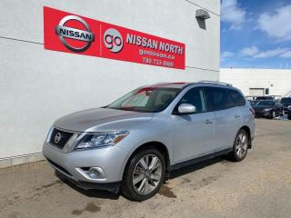 Used 2014 Nissan Pathfinder S 4dr 4WD Sport Utility for sale in Edmonton, AB