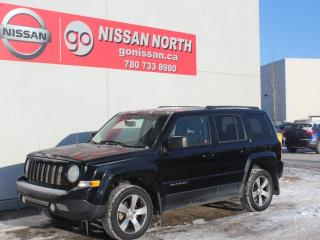 Used 2012 Jeep Patriot North/4WD/HEATED SEATS for sale in Edmonton, AB