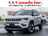 Photo of White 2018 Jeep Compass