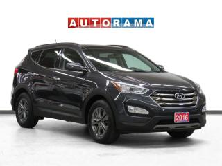 Used 2016 Hyundai Santa Fe Sport Luxury Pkg 4WD Leather Panoramic SRoof B-Cam for sale in Toronto, ON