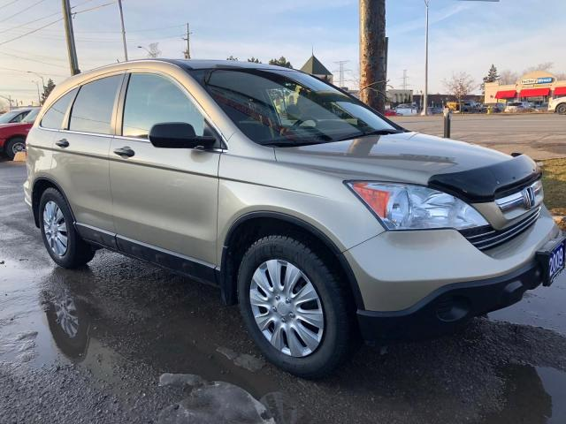 2009 Honda CR-V EX, ONE OWNER, ACCIDENT FREE, WARRANTY, CERTIFIED