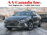 Photo of Grey 2017 Hyundai Elantra