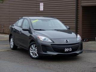 Used 2013 Mazda MAZDA3 SKY-ACTIV,HEATED SEATS,ALLOYS,BLUETOOTH,NEW TIRES for sale in Mississauga, ON