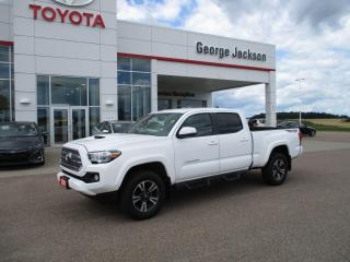 Used 2017 Toyota Tacoma D CAB TRD for sale in Renfrew, ON