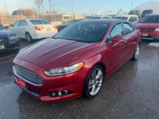 Used 2013 Ford Fusion Titanium for sale in Brampton, ON