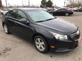 Used 2014 Chevrolet Cruze 2LT ** NAV, BACKUP CAM, HTD LEATH, AUTOSTART ** for sale in St Catharines, ON