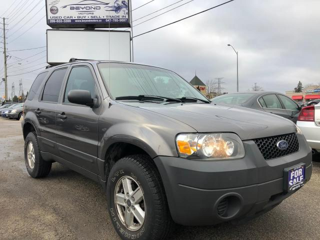 2005 Ford Escape XLS, ACCIDENT FREE, 3 YR WARRANTY, CERTIFIED