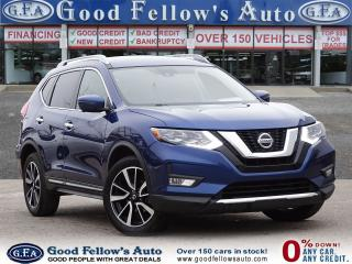 Used 2018 Nissan Rogue SL MODEL, 2.5L 4CYL, AWD, 360 DEGREE CAMERA, NAVI for sale in Toronto, ON
