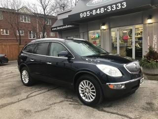 Used 2008 Buick Enclave CXL 4WD for sale in Mississauga, ON
