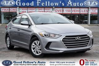 Used 2017 Hyundai Elantra 4CYL 2.0 LITER, HEATED SEATS for sale in Toronto, ON
