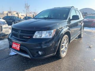 Used 2012 Dodge Journey R/T Rallye for sale in Brampton, ON