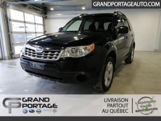 Used 2013 Subaru Forester AWD Familiale 5 portes, boîte automatiqu for sale in Rivière-Du-Loup, QC