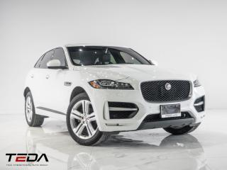 Used 2017 Jaguar F-PACE 20d R-Sport for sale in North York, ON