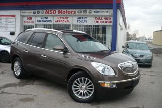 Used 2010 Buick Enclave CXL1  ACCIDENT FREE for sale in Toronto, ON