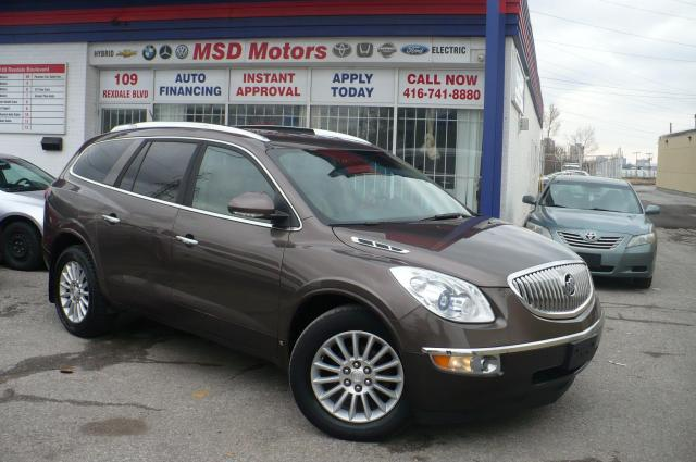 2010 Buick Enclave CXL1  ACCIDENT FREE