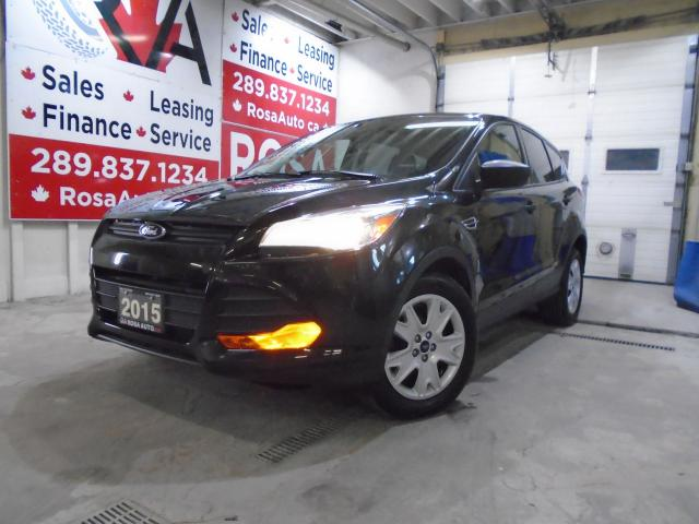 2015 Ford Escape LOW KM NO ACCIDENT  PW PL PM A/C SAFETY