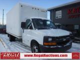 Photo of White 2006 Chevrolet EXPRESS 3500 2D CUTAWAY VAN