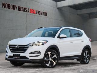 Used 2016 Hyundai Tucson Limited for sale in Mississauga, ON